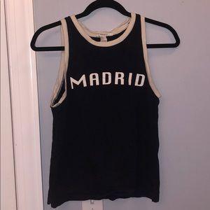 MADRID TANK TOP